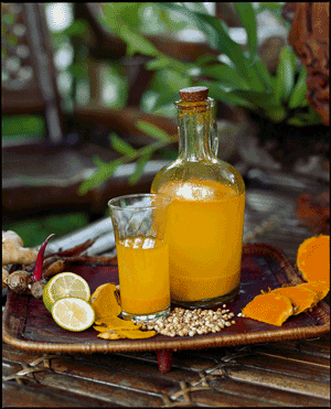 How to make Jamu?